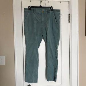White House Black Market Crop Pants (12)